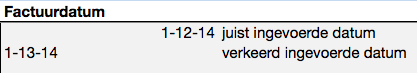 aangifte omzetbelasting-Mijn Johan-BTW aangifte-DatumControle