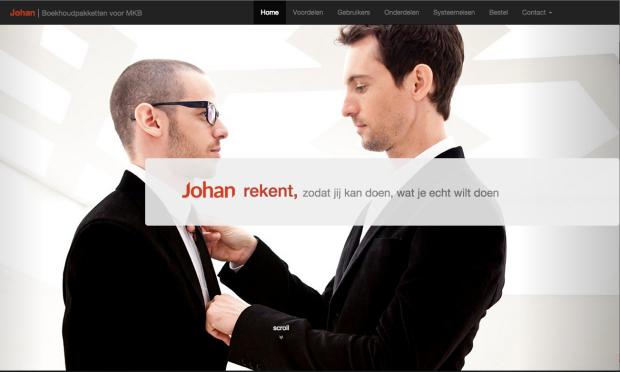 Johan - Boekhoudpakket voor MKB